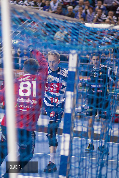 Orlen Wisła Płock - Elverum Handball 30:25