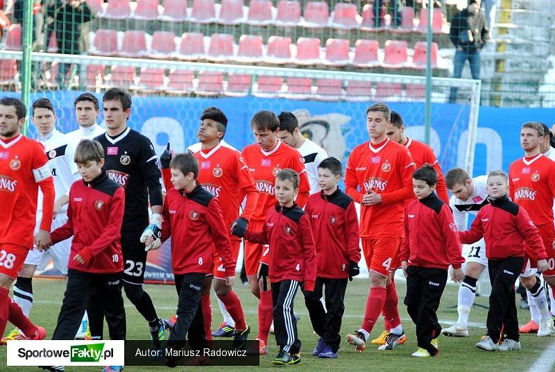 Widzew Łódź - Zagłębie Lubin 0:0