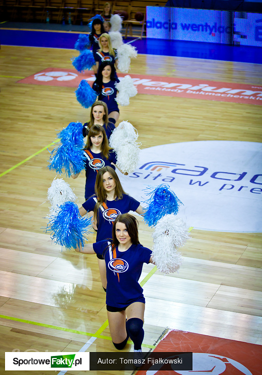 Rosa Radom -  Start Gdynia 72:60