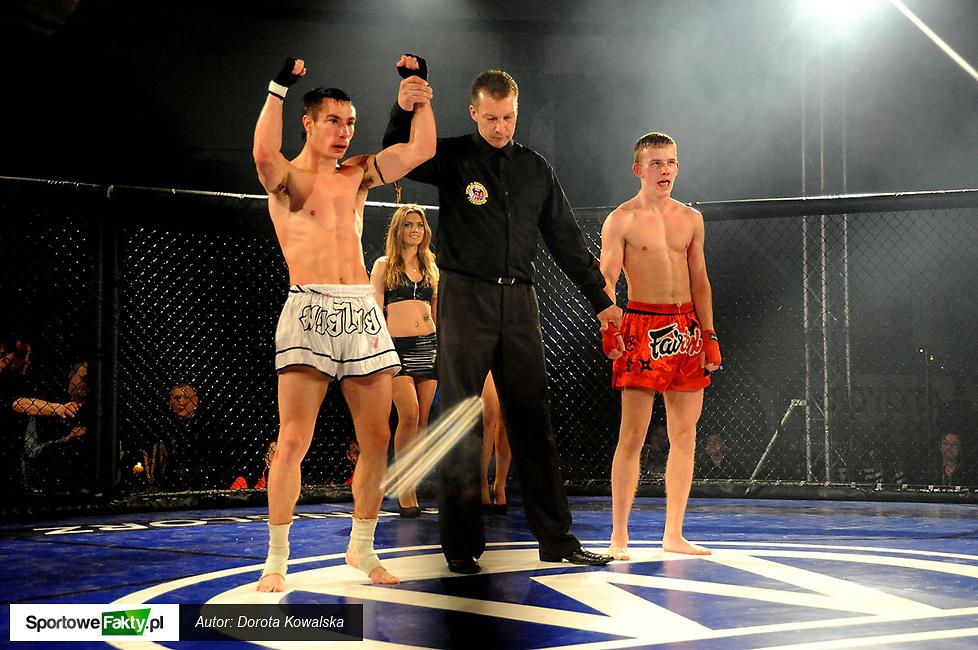Gala Wenglorz Fight Cup IV w Olsztynie