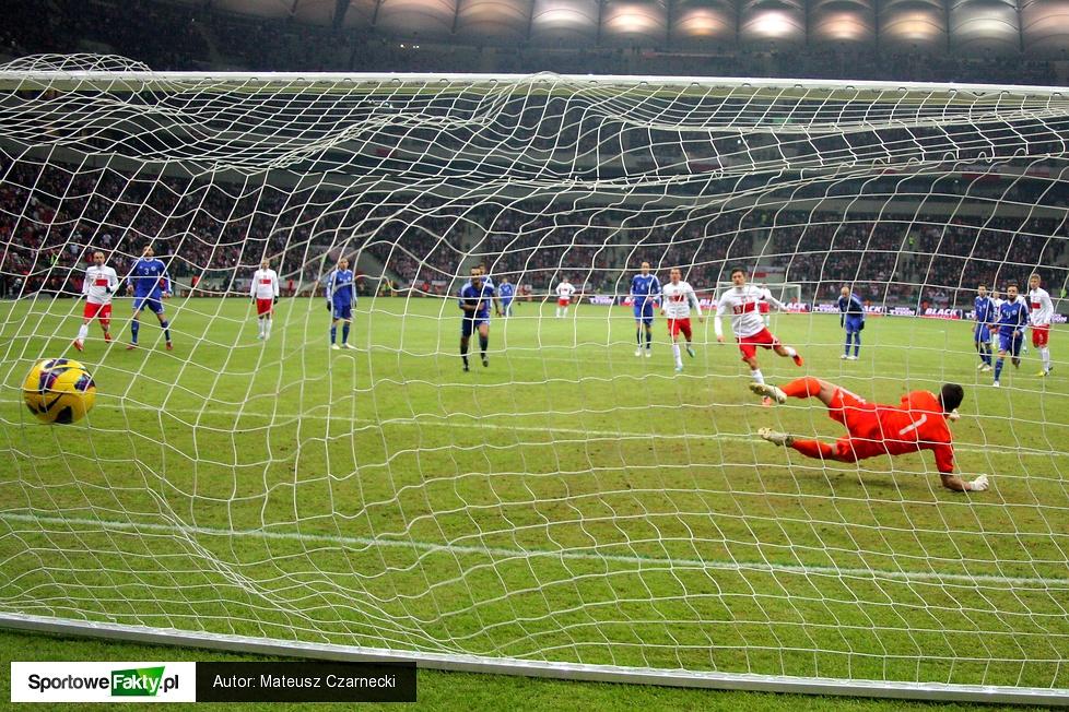 Polska - San Marino 5:0, część 4