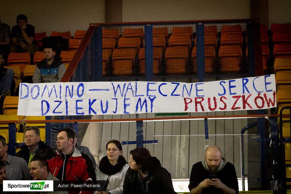 Znicz Basket - UMKS Kielce 64:71 (2 mecz play-out)
