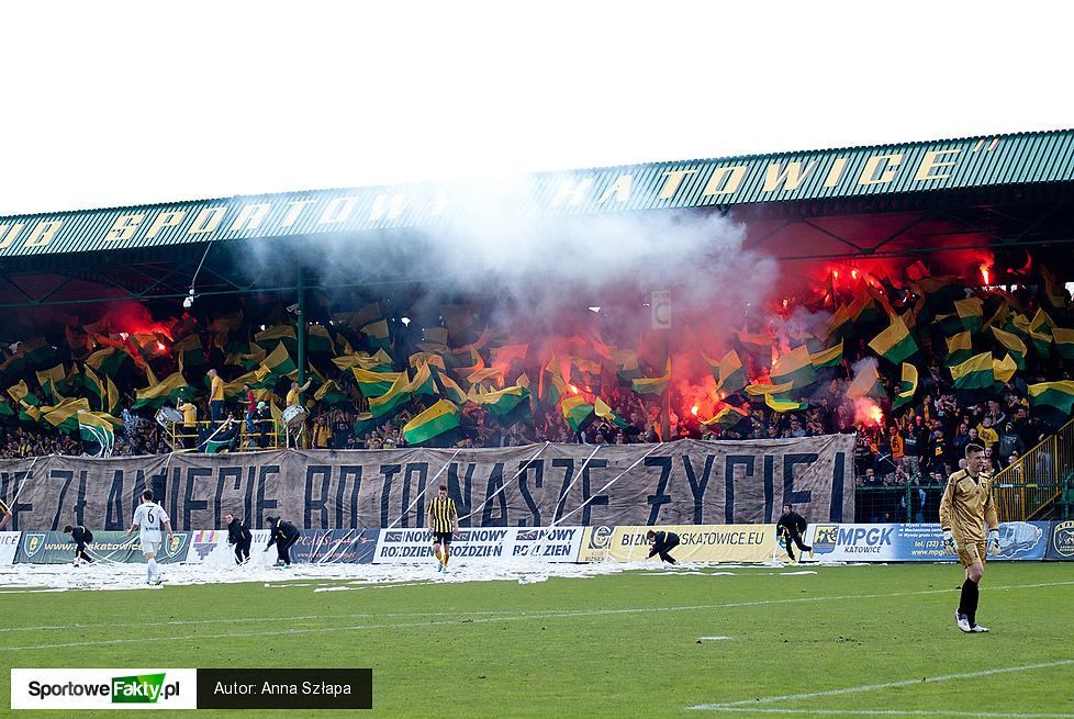 GKS Katowice - Zawisza Bydgoszcz 1:0