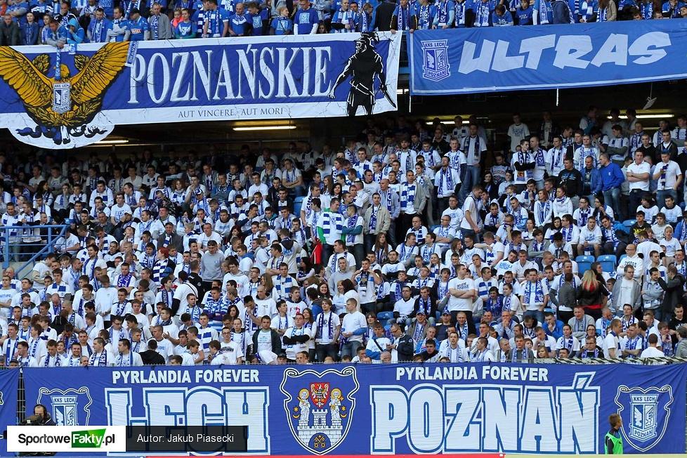 Lech Poznań - Zagłębie Lubin 3:1