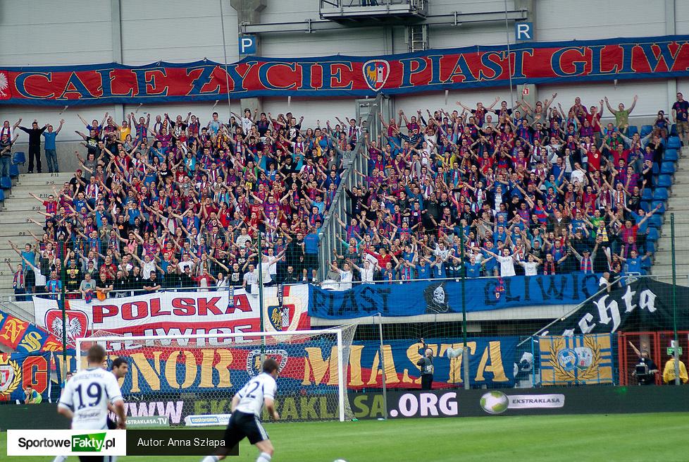 Piast Gliwice - Legia Warszawa 0:0