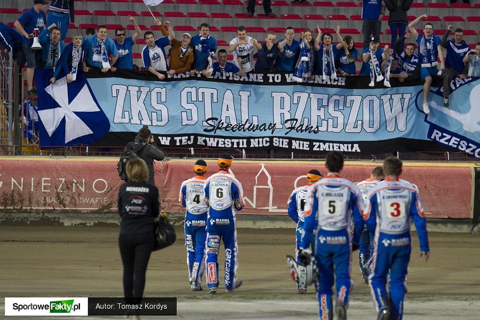 Lechma Start Gniezno - PGE Marma Rzeszów 44:46