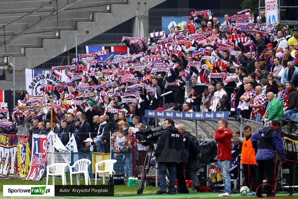 Wisła Kraków 0:1
