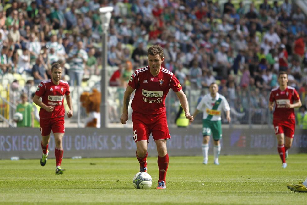 Lechia Gdańsk - Górnik Zabrze 0:2
