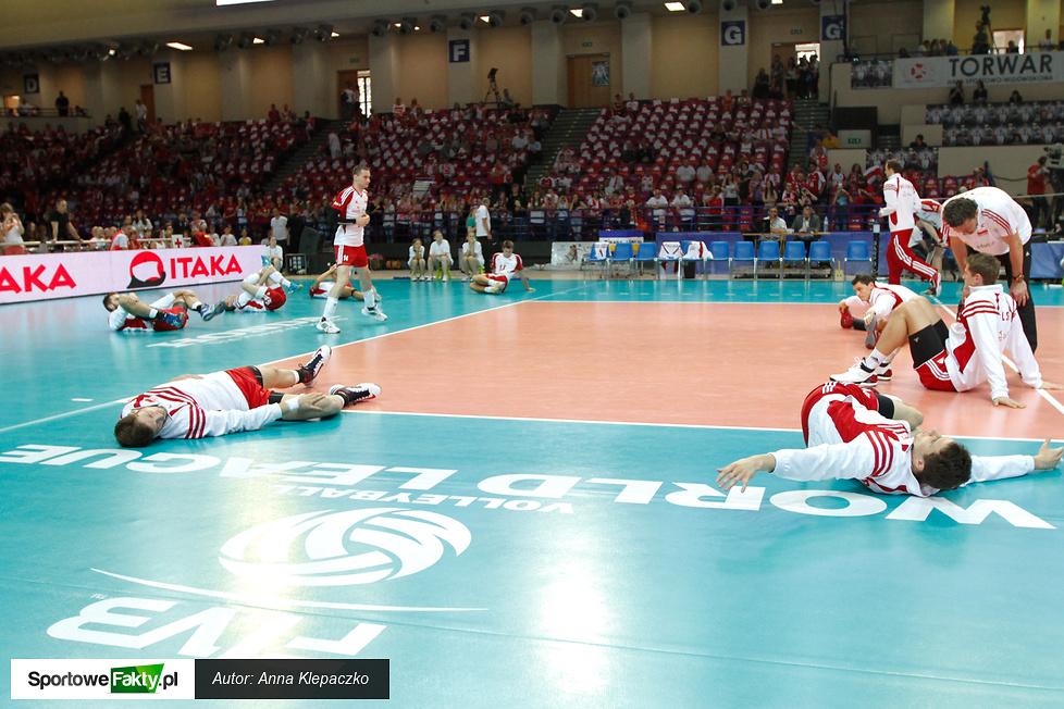 Polska - Brazylia 1:3