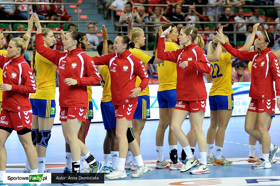 Polska - Szwecja 32:31