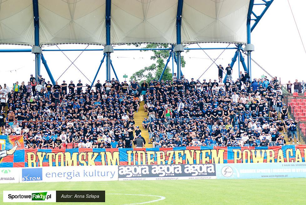 Polonia Bytom - Zawisza Bydgoszcz 0:4
