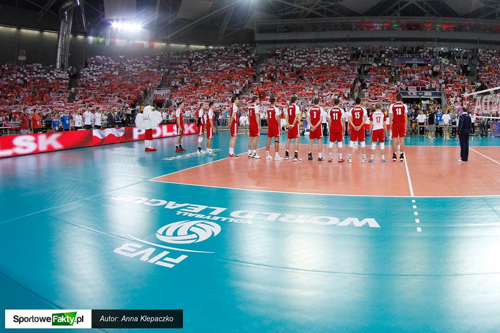 LŚ: Polska - Brazylia 2:3