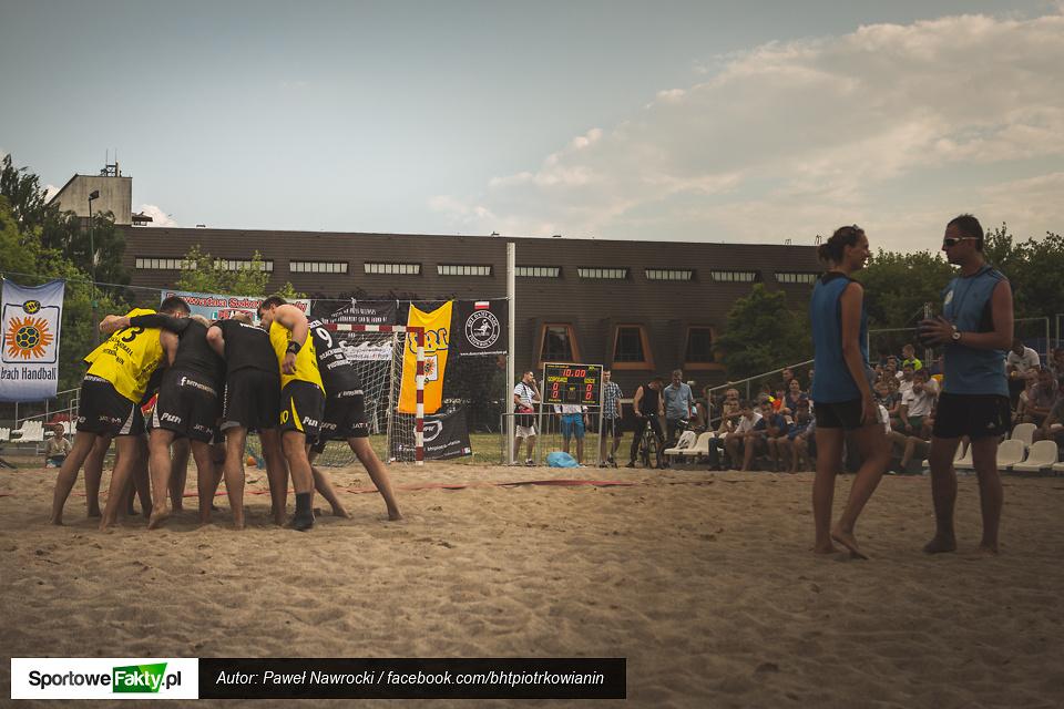 Turniej w Inowrocławiu: BHT Damy Radę Inowrocław - BHT Piotrkowianin JUKO Piotrków Trybunalski