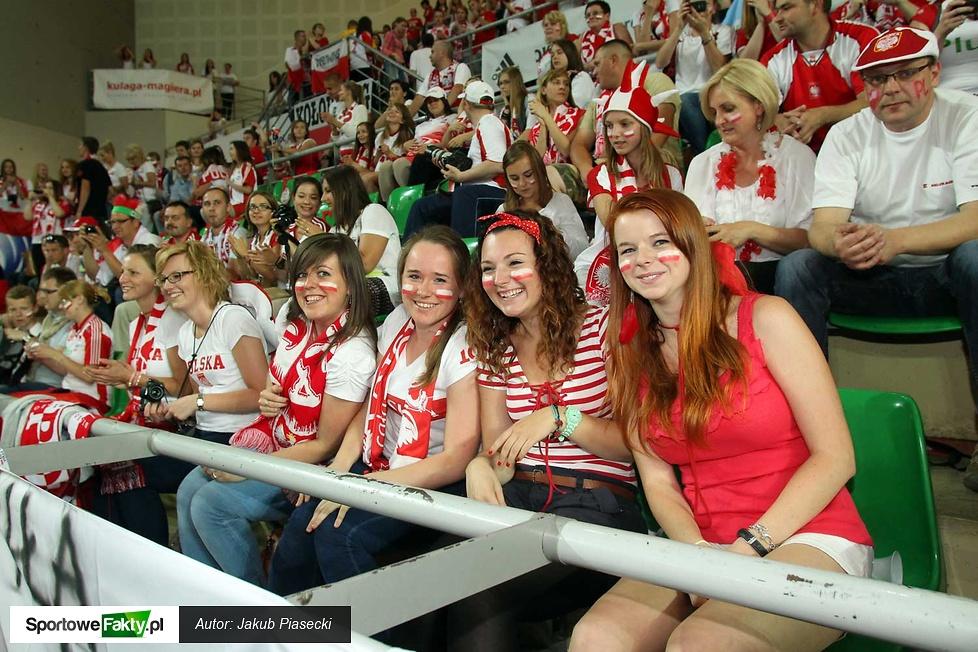 Polska - Argentyna 3:2