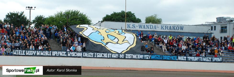 Speedway Wanda Instal Kraków - KSM Krosno 51:39