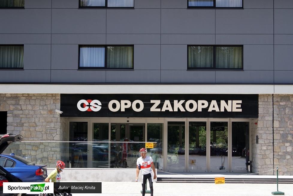Jak mieszka Cracovia w Zakopanem?
