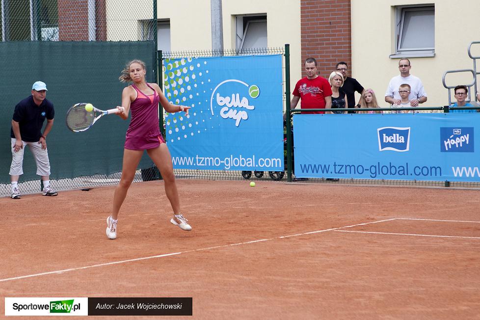 ITF Bella Cup 2013 - finał gry podwójnej