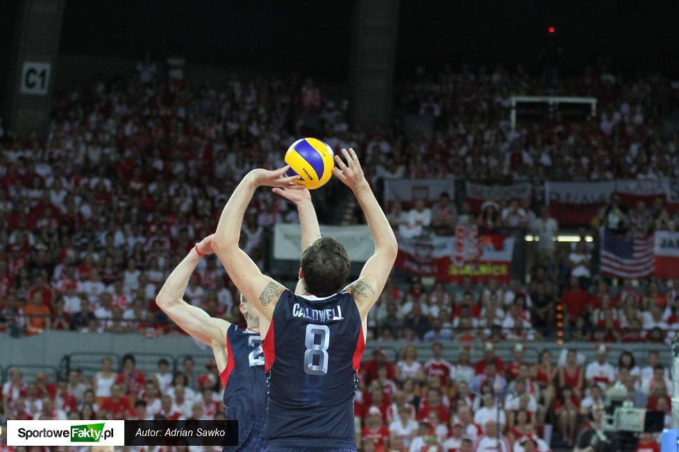 Polska - USA 3:1, część 1