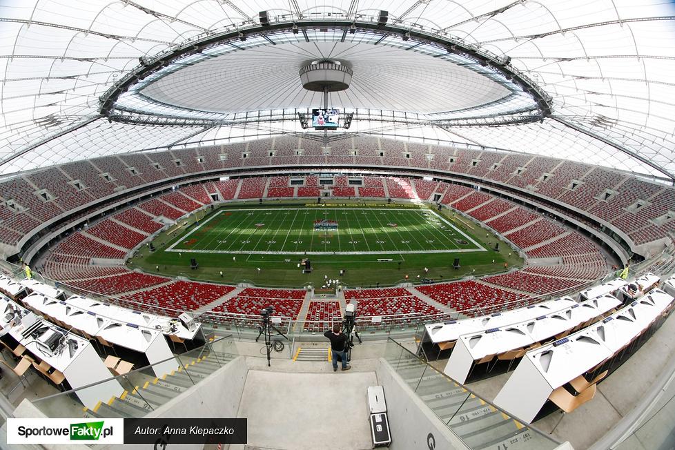 VIII Superfinał PLFA: Giants Wrocław - Warsaw Eagles 29:13 cz.2