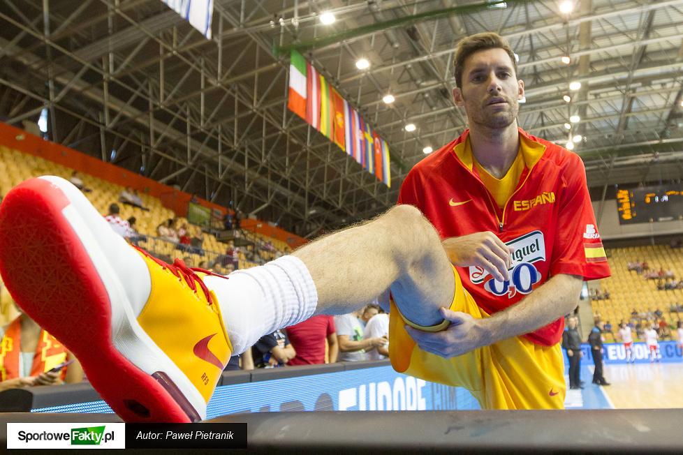 EuroBasket - dzień 1