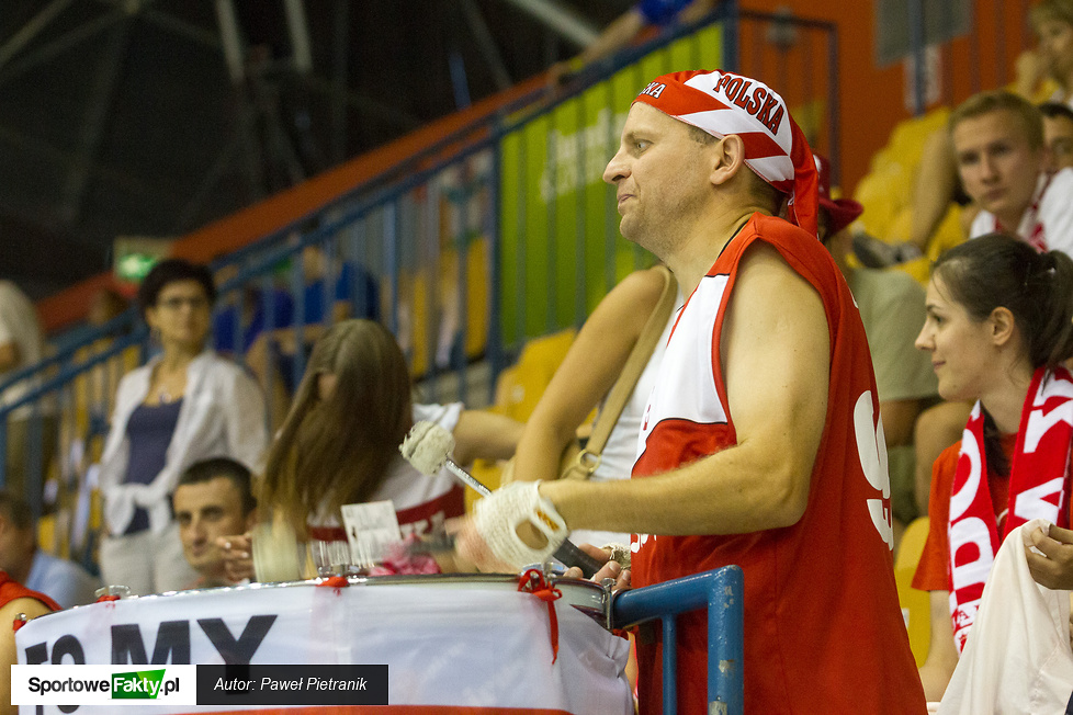 EuroBasket: Polska - Czechy 68:69