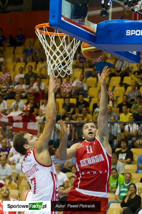 EuroBasket - dzień 2
