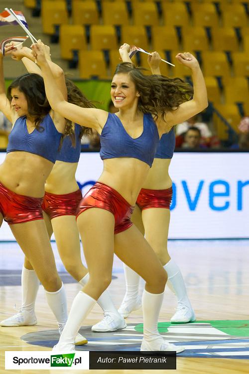 Cheerleaders w Celje - cz. 2