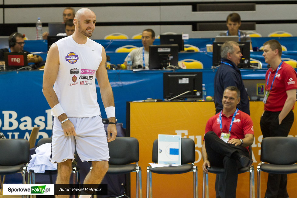 EuroBasket: Polska - Chorwacja 70:74