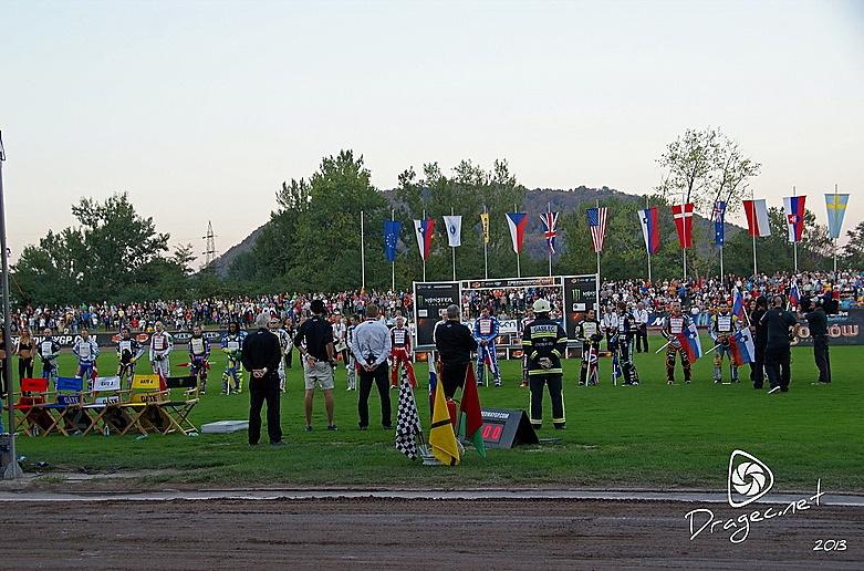Grand Prix Słowenii w Krsko, część 1