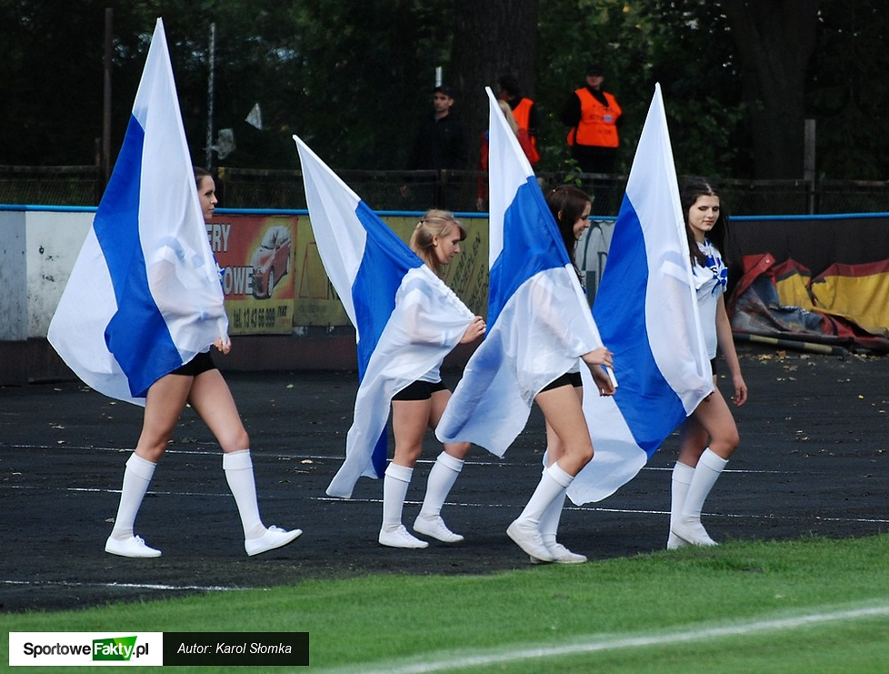 Karpaty Krosno - Polonia Przemyśl 2:0
