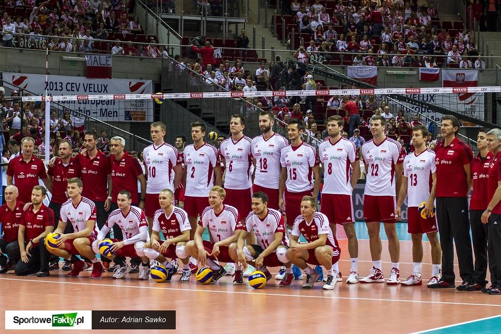 Mistrzostwa Europy: Polska - Turcja 3:1