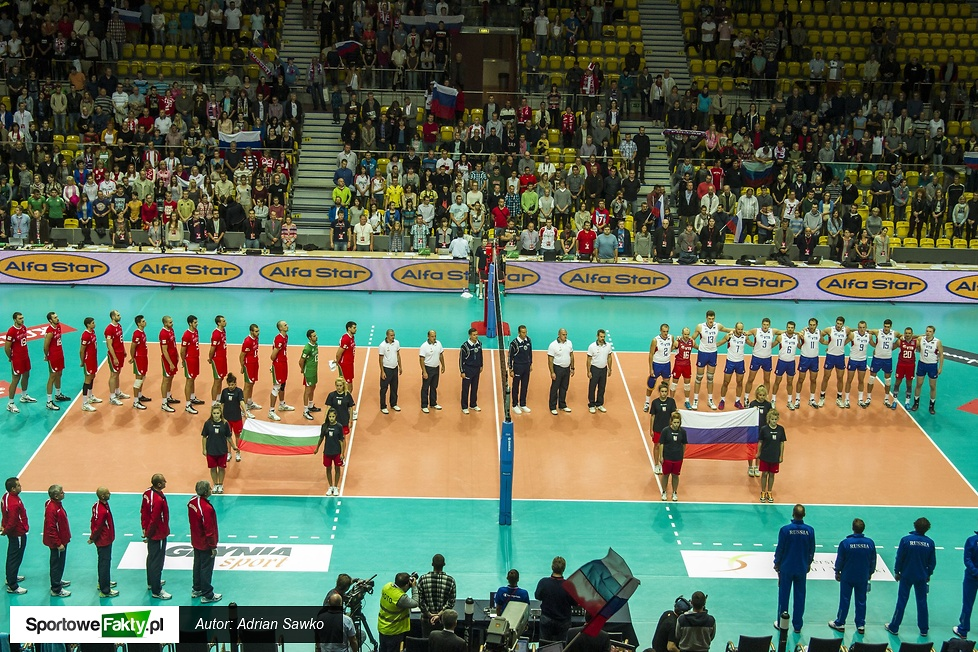 Mistrzostwa Europy: Bułgaria - Rosja 1:3