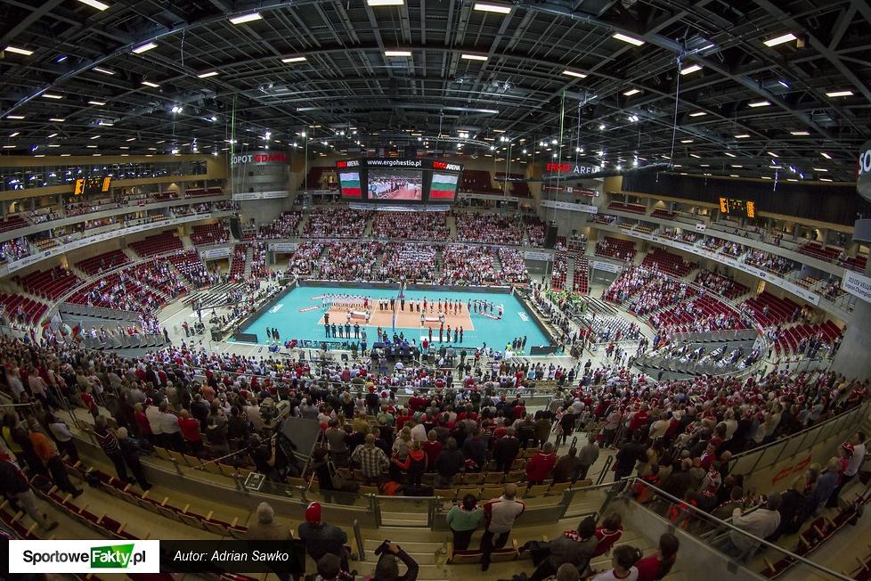 Mistrzostwa Europy: Polska - Bułgaria 2:3