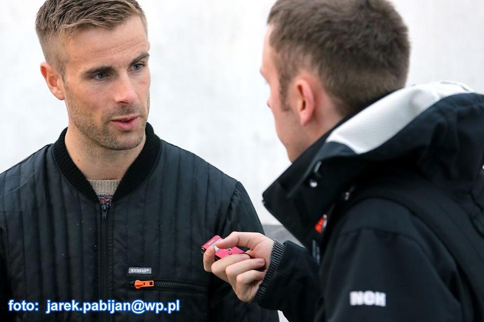 Trening przed Grand Prix Polski w Toruniu, cześć 2