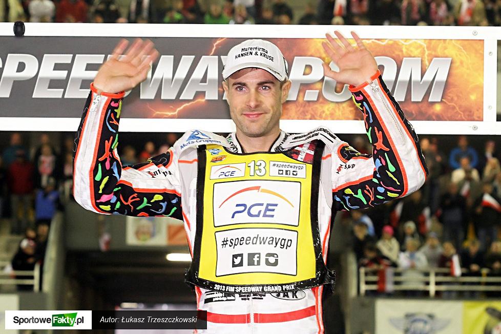Grand Prix Polski - dekoracja