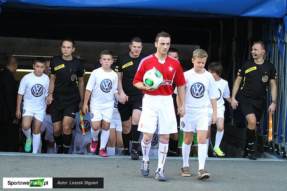 Wisła Kraków - VFL Wolfsburg 2:1