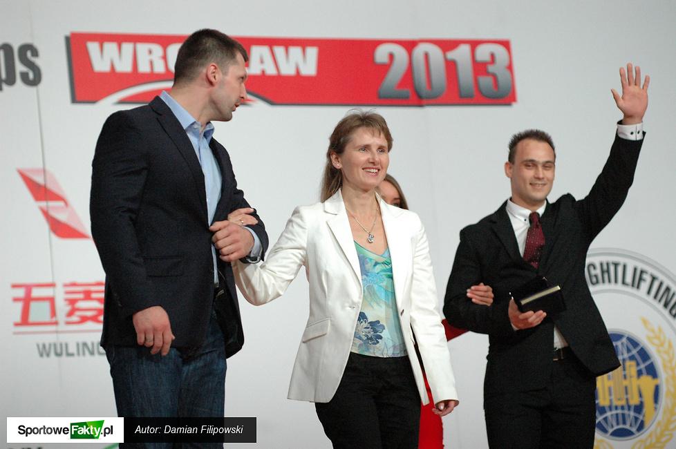 Mistrzostwa Świata w podnoszeniu ciężarów we Wrocławiu, dzień 7