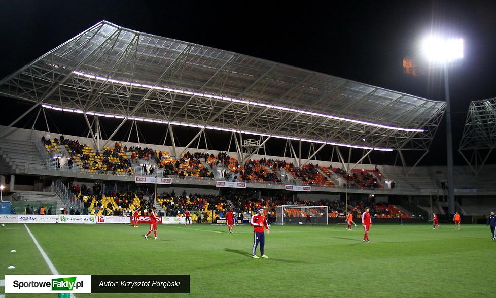 Podbeskidzie Bielsko-Biała - Wisła Kraków 0:0