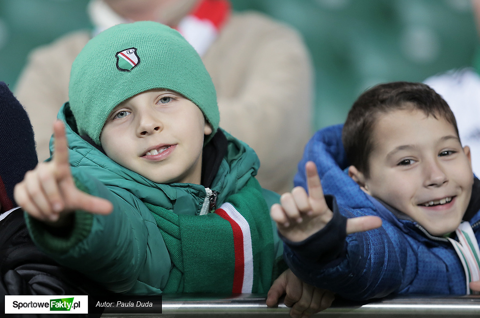 Legia Warszawa - Trabzonspor Kulübü 0:2, część 3