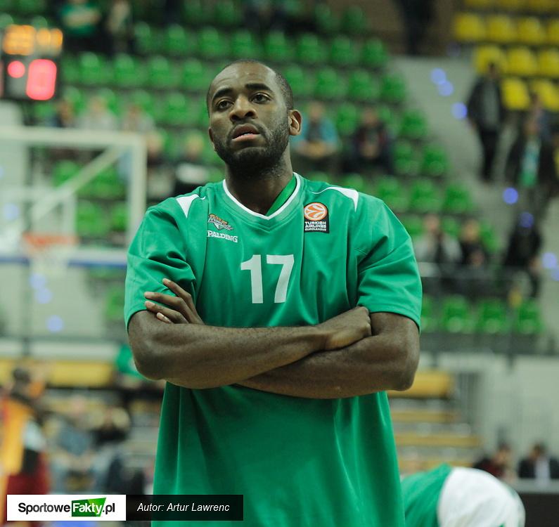 Stelmet Zielona Góra - Galatasaray Stambuł 75:78
