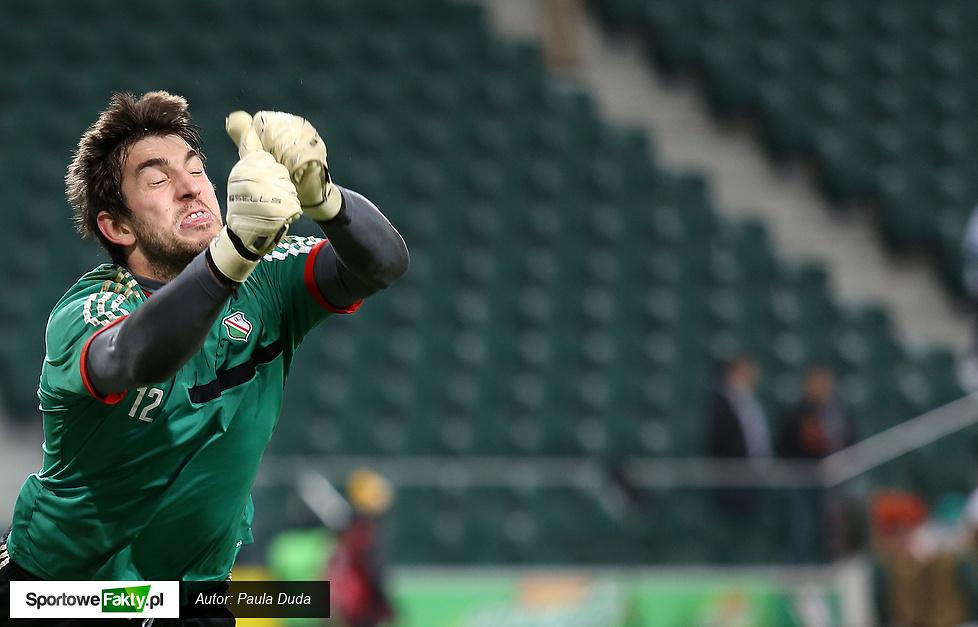 Legia Warszawa - Lazio Rzym 0:2, część 2