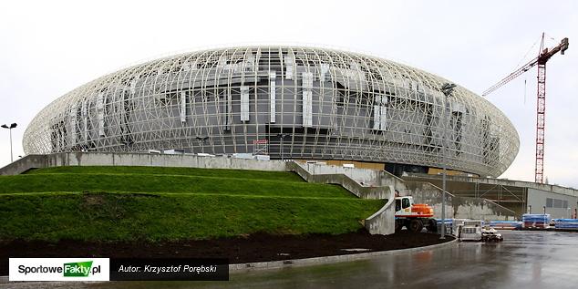 Kraków Arena gościć będzie polskich siatkarzy w połowie czerwca 2014 roku