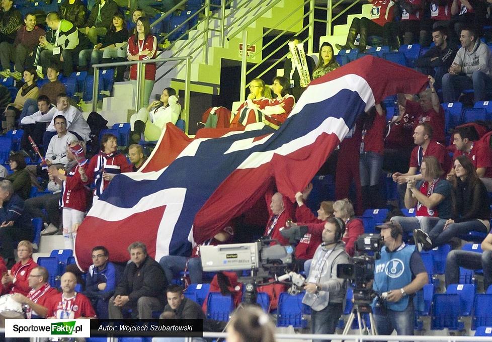 MŚ 2013: Norwegia - Paragwaj 34:13