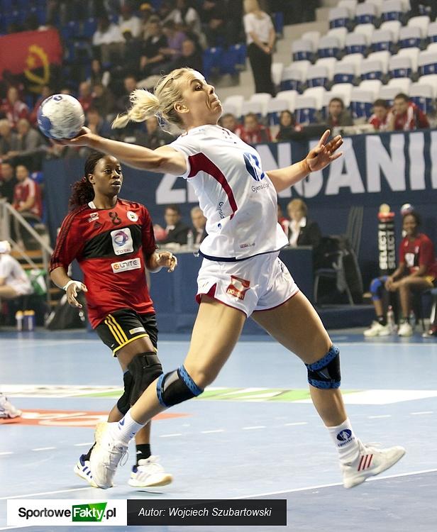 MŚ 2013: Angola - Norwegia 21:26