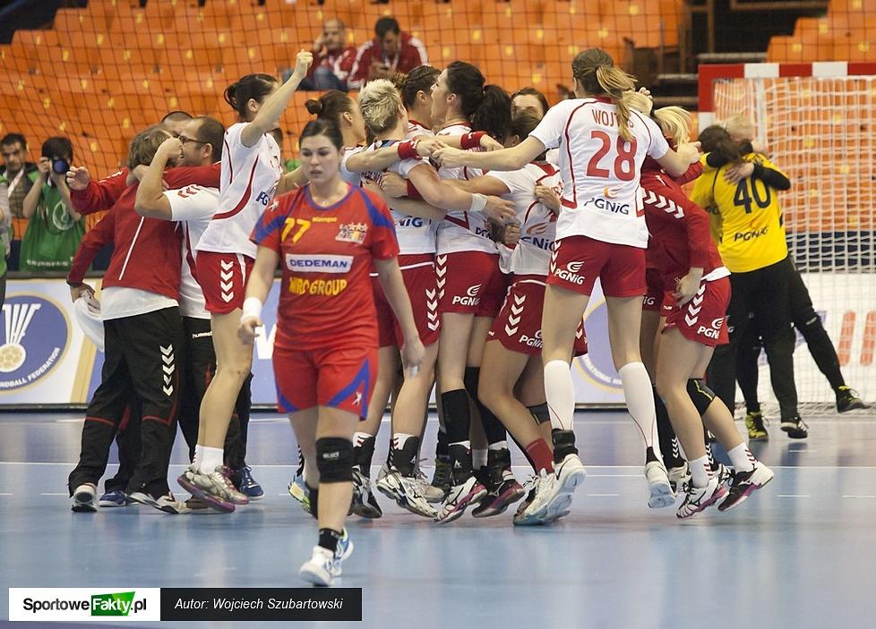 MŚ 2013: Polska-Rumunia 31:29
