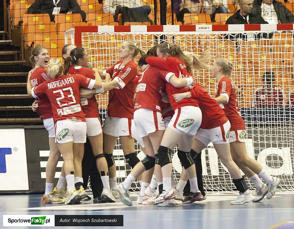 MŚ 2013: Dania - Niemcy 31:28