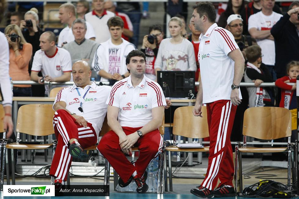 El. MŚ kobiet 2014: Polska - Belgia 0:3