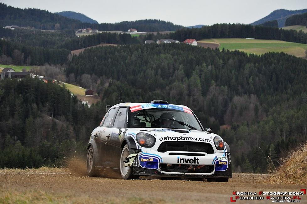 31. Internationale Jänner Rallye