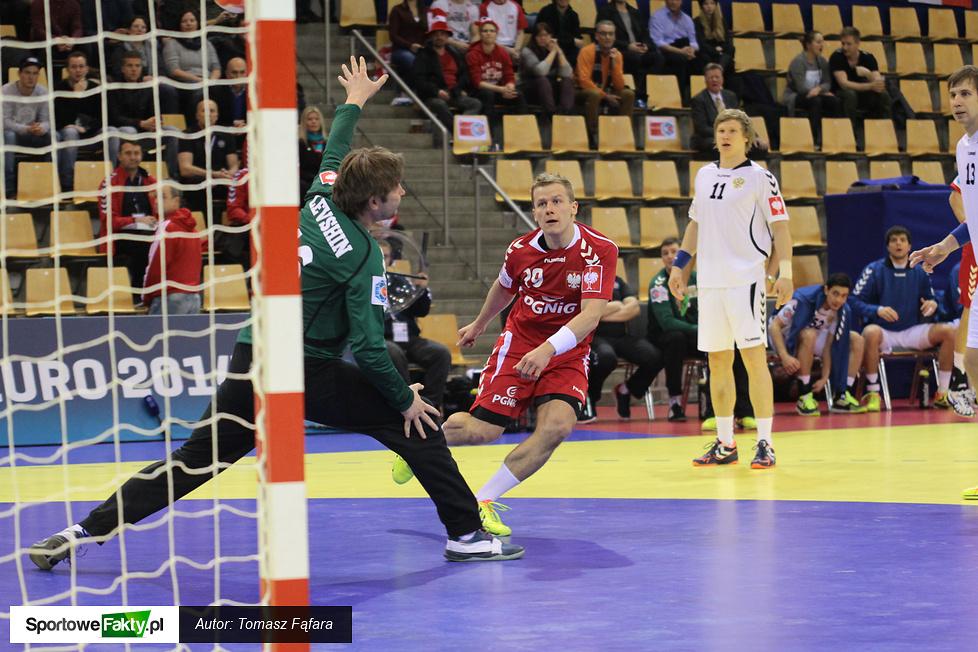 ME 2014: Polska - Rosja 24:22
