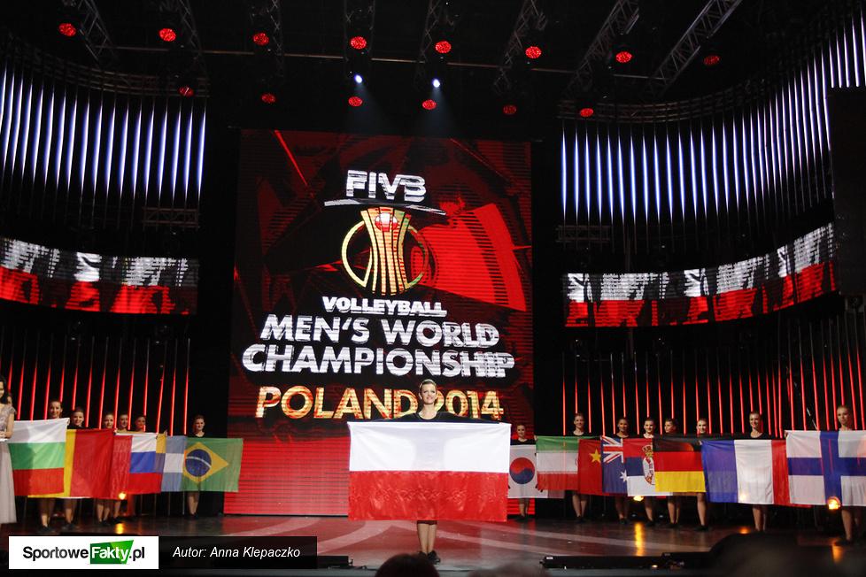 Gala losowania grup Mistrzostw Świata w siatkówce mężczyzn Polska 2014